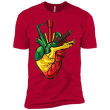 Rasta Heart T-Shirt