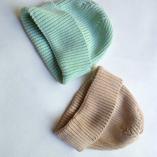 The Daily Beanie-Beige