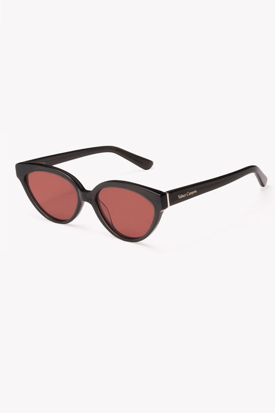 BEAT GENERATION SUNGLASSES - PLUM