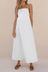 GOLDIE MAXI DRESS - WHITE