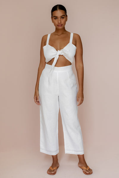 MIMS PANTS - IVORY