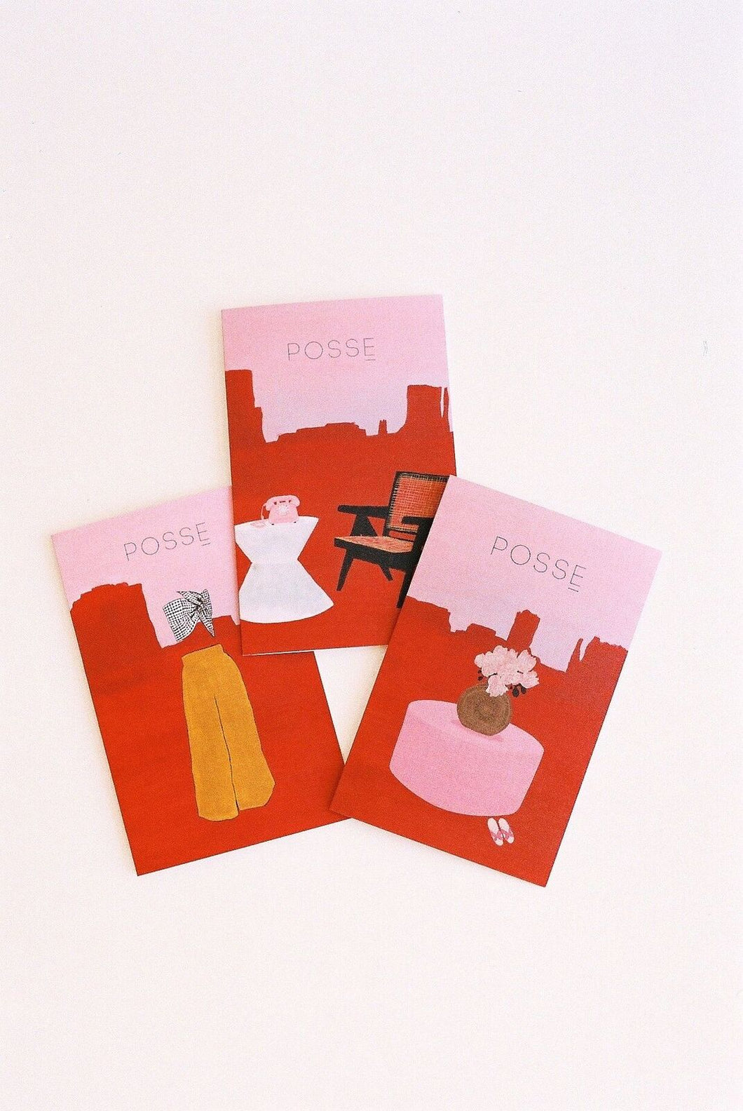 **LIMITED EDITION** POSSE GIFT CARDS