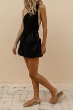 ZIMMI SHORT - BLACK