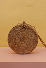 70's ROUNDIE BAG - TAN