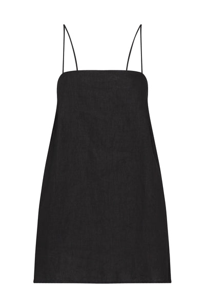 MAGGIE DRESS - BLACK