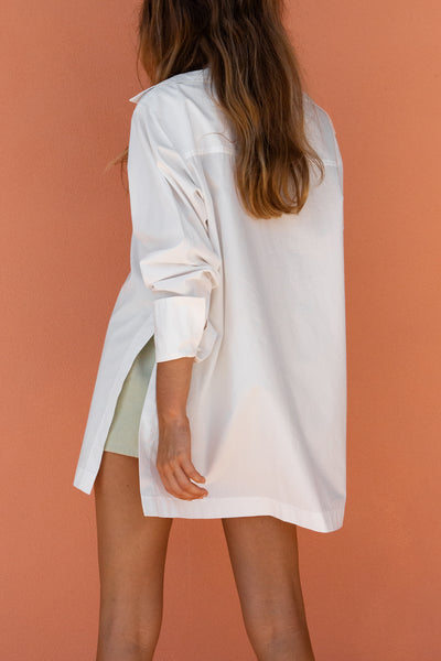 DARCY SHIRT - WHITE