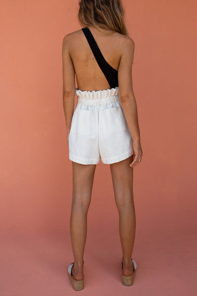 ZURI SHORT - CLAY