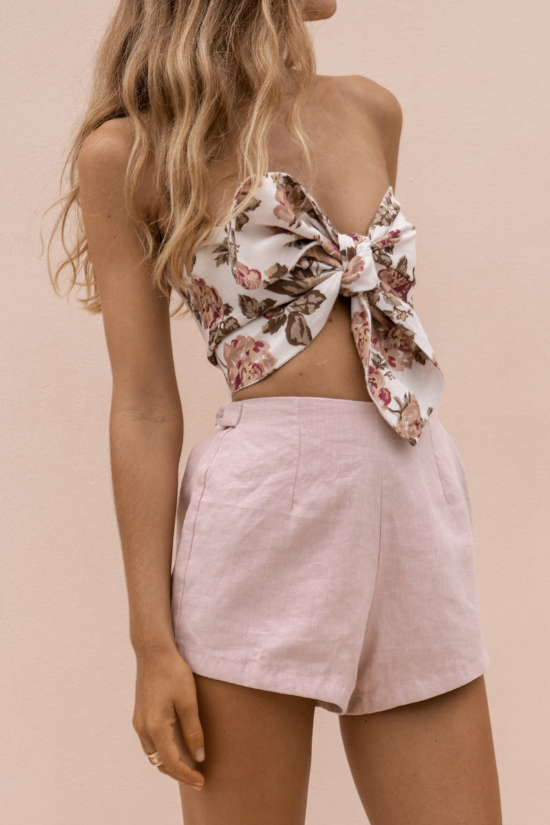 MICKY BANDEAU - ANTIQUE FLORAL