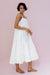 HALLET DRESS - ANTIQUE WHITE