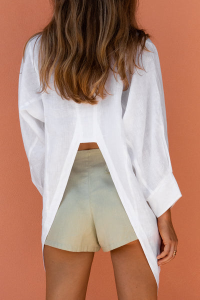 BELLA SHIRT - WHITE