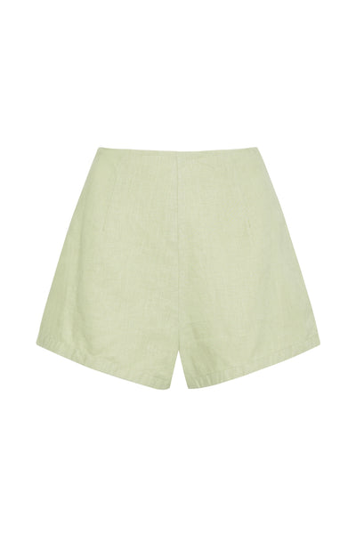 LOTTIE HOT PANT - MOSS