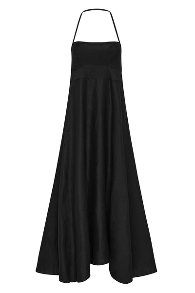 AUDREY DRESS - BLACK // LIMITED EDITION