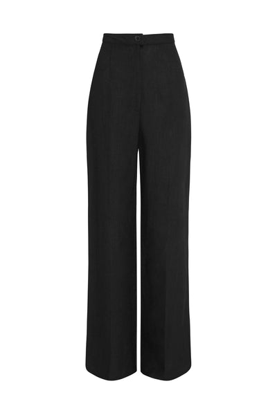 PEGGY TROUSER - BLACK