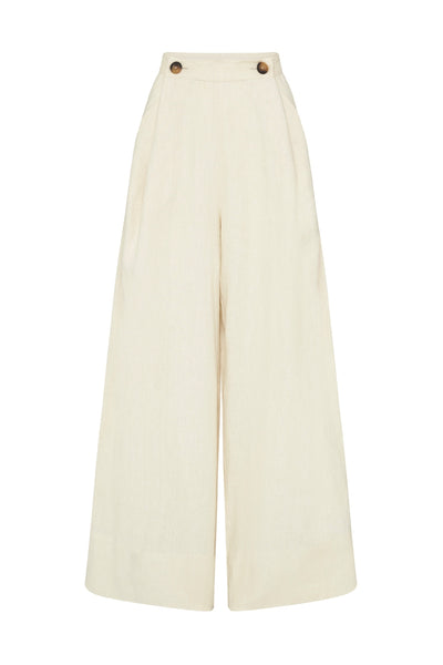 TALLULAH PANT - CLOUD CREAM