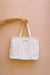 POSSE TOTE BAG - CREAM