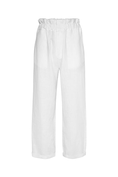 DUCKY PANT - IVORY - PRE-ORDER