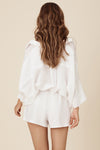 LULA SHIRT - WHITE