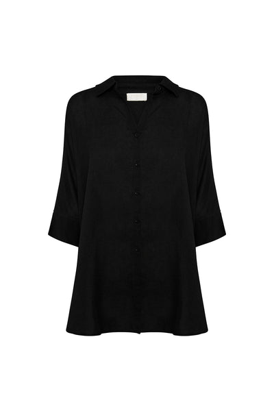 LULA SHIRT - BLACK