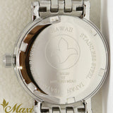 Hawaiian Traditional Engraved Watch Ladies 5171-007-5