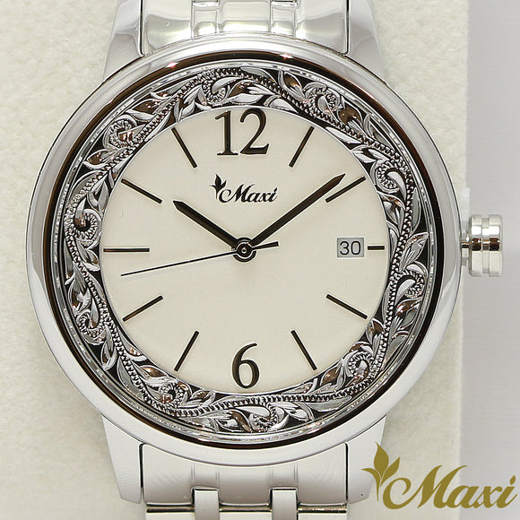 Hawaii Traditional Engraved Watch 5171-009-5