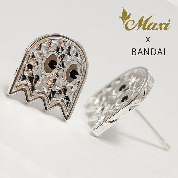 [Silver 925] -Ghosts Earring ~Maxi x Bandai collaboration item~ (E0228)