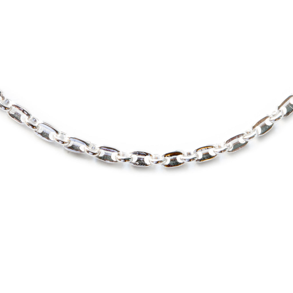 Silver 925 Small Marina Chain