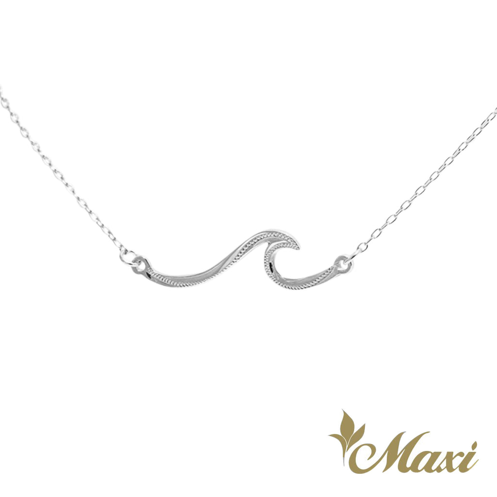 [Silver 925] Nalu Necklace *Made-to-order* Newest
