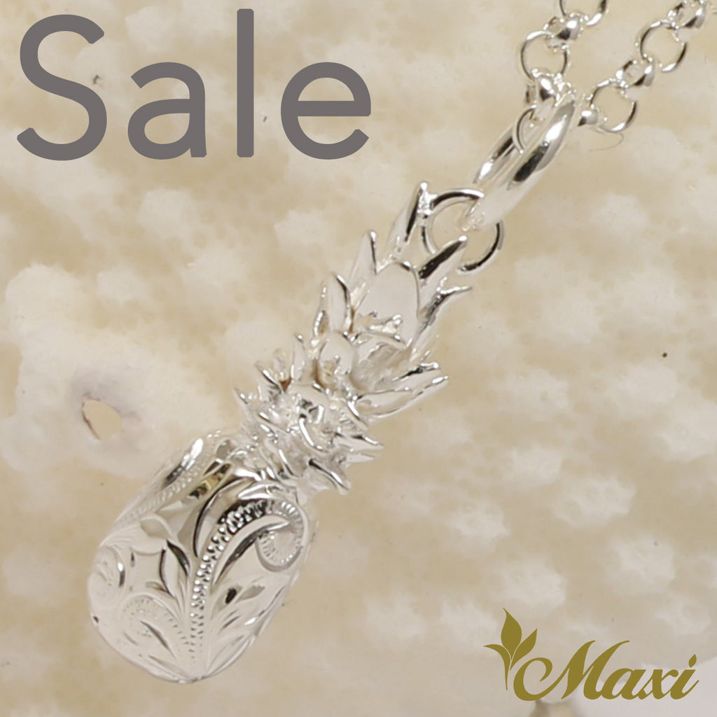 [Silver 925]Pineapple Pendant Large(P1163) Made to Order *SALE