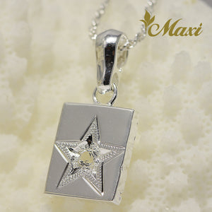 [Silver 925] Star Crystal Pendant (P1246) Made to Order
