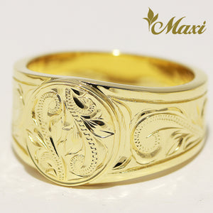 [14K Gold] Tapper Ring (R0131) [Made to Order]