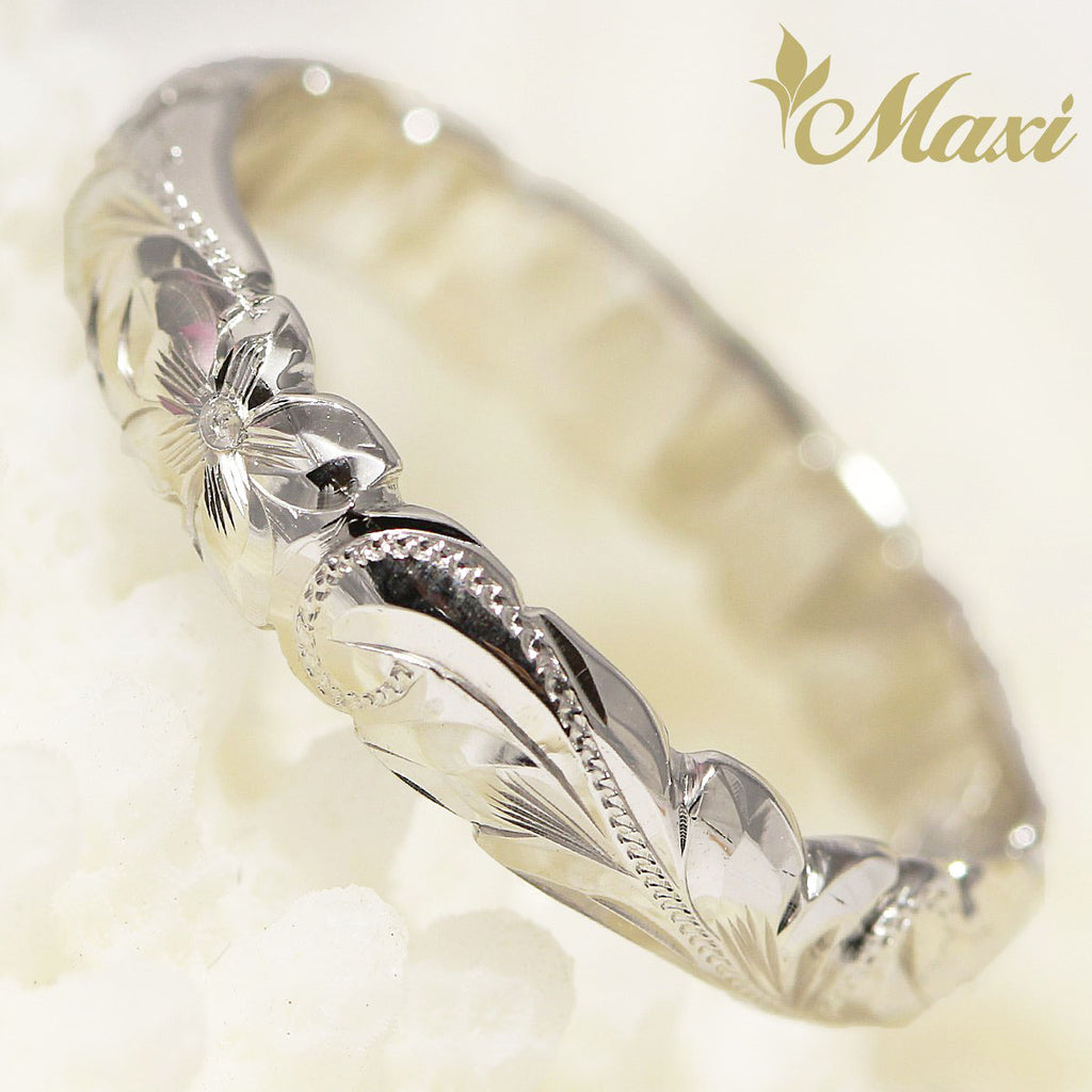 [Silver 925] 4mm Width Ring [Made to Order] (R0133)