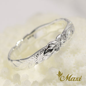 [Silver 925] 3mm Width Ring [Made to Order] (R0176)