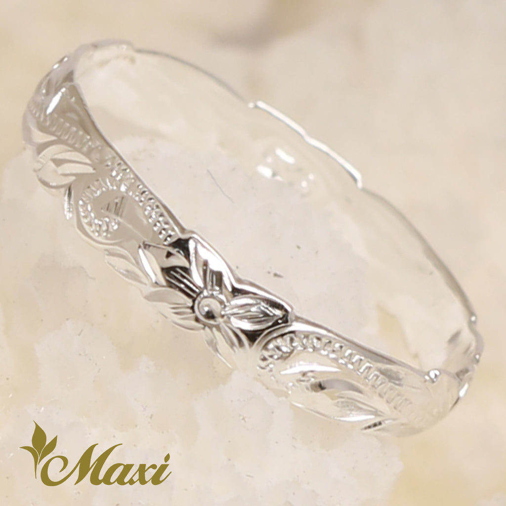 [Silver 925] 0.5mm thick 2.5mm Pinky Ring [Made to Order] (R0305)