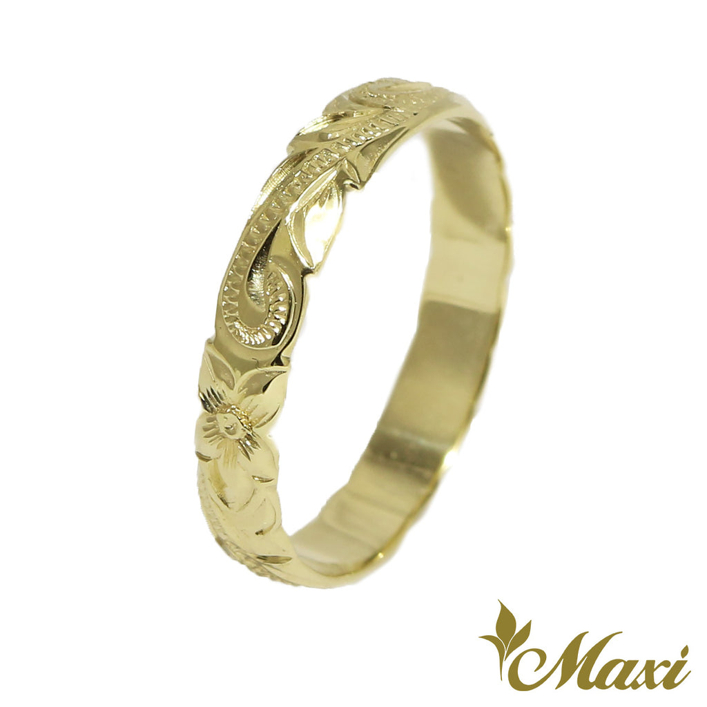 [14K Gold] Baby Ring-2.5mm Barrel Ring *Made to Order* (R0305-Baby)