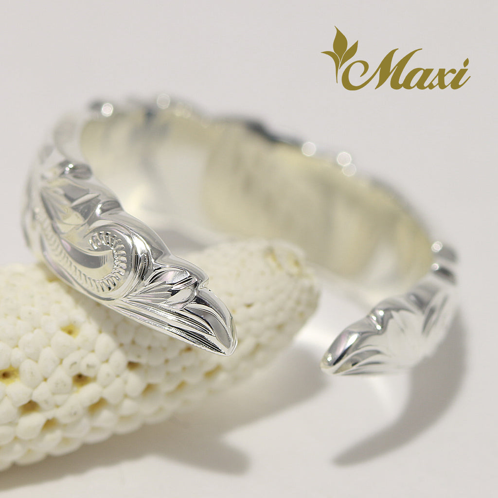 [Silver 925] Lei Ring 6mm (R0839) [Made to Order]