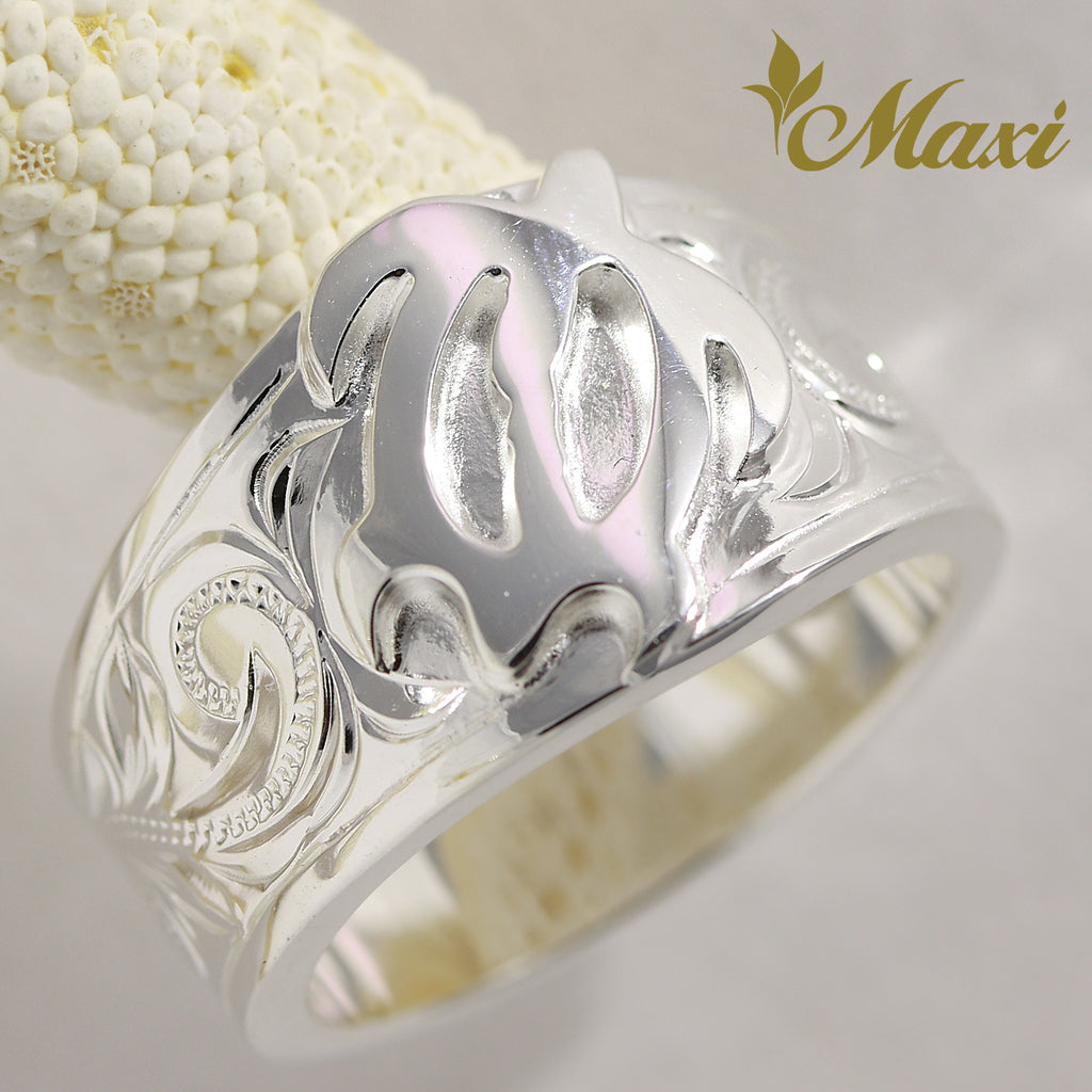 [Silver 925] Honu Fapper Ring (R0853) [Made to Order]