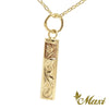 [14K Gold] Mini Motif Pendant*Made to order*Newest