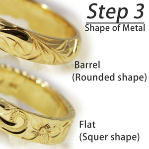 [14K Gold] Promotion 10mm Ring *Made to order*