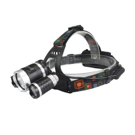 The Ultimate Tactical Led Head Lamp