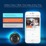 Piece Of Mind Wireless Mini WIFI Night Vision Smart Home Security IP Camera