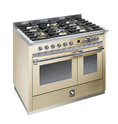 Ascot 100cm Combi-Steam Upright Cooker - A10SF-6W OT