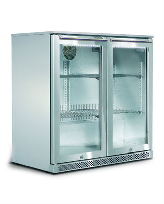 190L Double Door Alfresco Bar Fridge ALF-C2-840