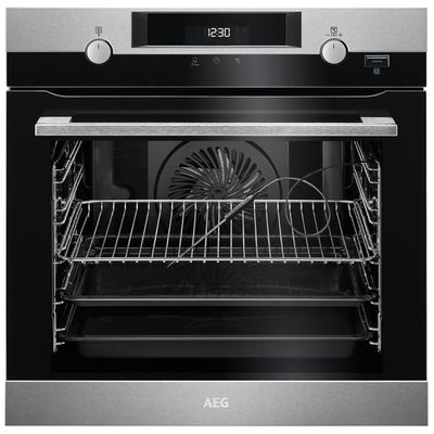 AEG 60cm Pyroluxe™ Pyrolytic Built-In Oven BPK556320M