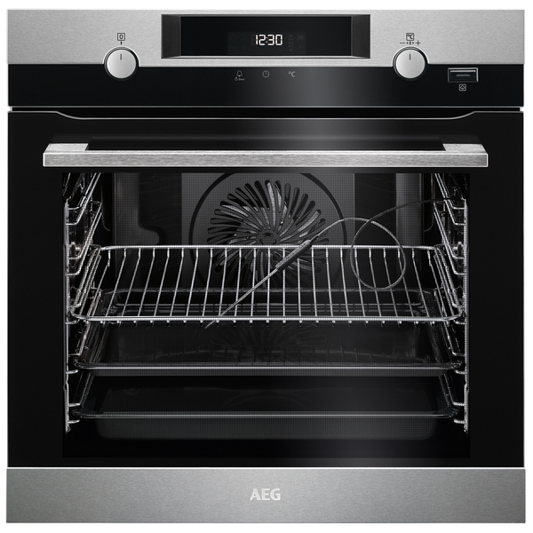 AEG 60cm Pyroluxe™ Pyrolytic Built-In Oven BPK556320M Clearance Line