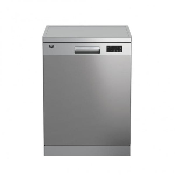 BDF1410X Beko Freestanding Dishwasher, 14 Place settings and outstanding washing performance.
