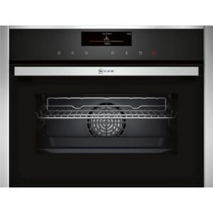 Neff C18FT56N1B compact built-in/under oven Built-in Steam Oven in Stainless steel