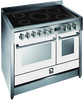 Genesi 100cm Multi-Function Enamel Upright Cooker Dual with 6 Induction zones - G10FF-6I