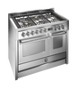 Genesi 100cm Combi-Steam Upright Cooker (2 Wok) - G10SF-6W OT