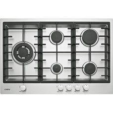AEG HG75FXA Gas Cooktop Clearance Line