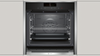 B48FT78HOB FullSteam combination oven Stainless steel